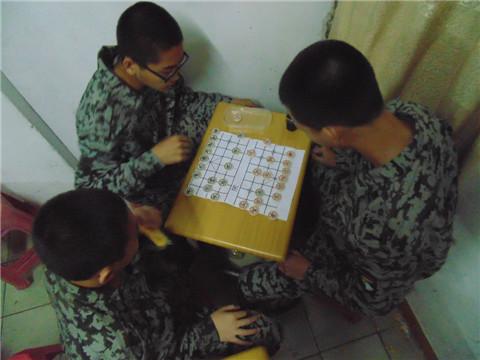 下棋也需要一种智慧